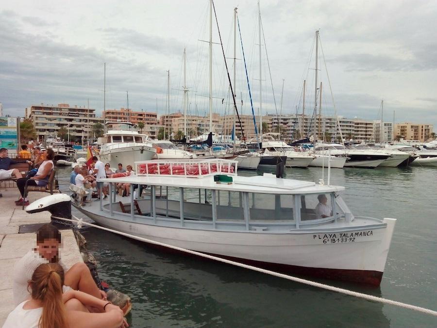 Barcas de Talamanca